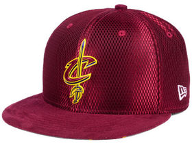 Cleveland Cavaliers New Era NBA On-Court Collectio