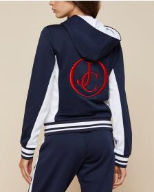 Juicy Couture JC Crest Tricot French Terry Roberts