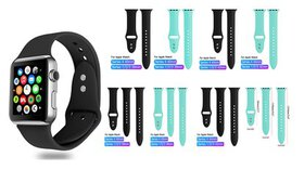 Wrist Strap Band Sport Band Silicone for Apple Wat