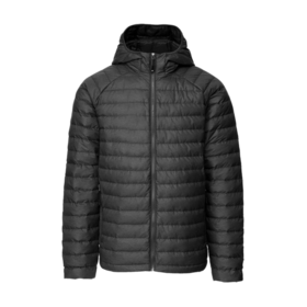 MEN'S HOODED ULTRA-LIGHT DOWN JACKET