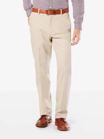 Big & Tall Signature Khaki Pants, Modern Tapered F