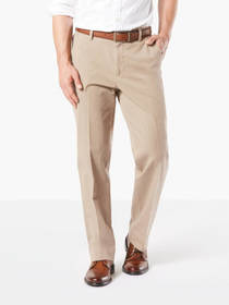 Big & Tall Workday Khaki Pants, Classic Fit