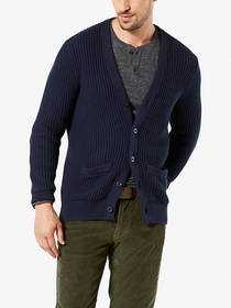 Cotton Cardigan Sweater