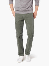 Dockers® Alpha Rip & Repair Khaki Pants