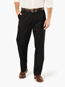 Wrinkle Free Khaki Pants, Classic Fit