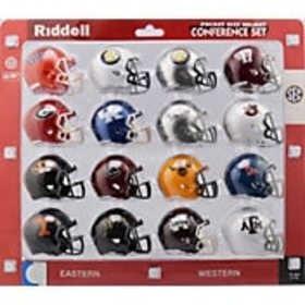 Riddell NCAA Southeastern Conference Pocket Size H