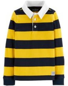 Baby Boy Rugby Top