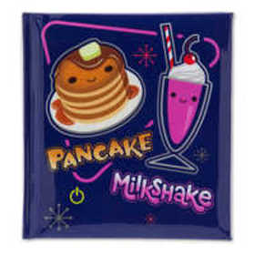Pancake and Milkshake Light-Up Journal - Ralph Bre