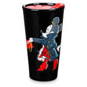 Minnie Mouse Club Ceramic Travel Tumbler
