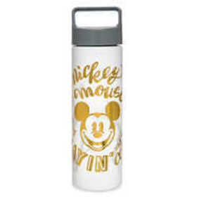 Mickey Mouse Stainless Steel Water Bottle