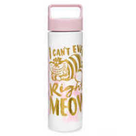 Cheshire Cat Stainless Steel Water Bottle