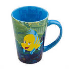 Flounder Mug - The Little Mermaid