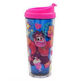 Wreck-It Ralph and Vanellope Travel Tumbler - Ralp