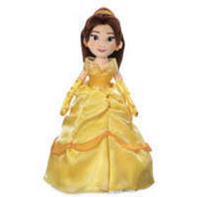 Belle Plush Doll - Beauty and the Beast - Medium