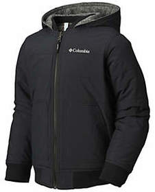Columbia Boys' Evergreen Ridge™ Reversible Jacket