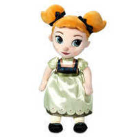 Disney Animators' Collection Anna Plush Doll - Sma
