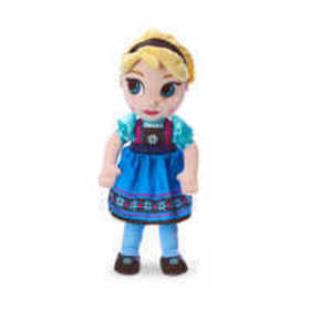 Disney Animators' Collection Elsa Plush Doll - Fro