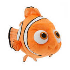 Nemo Plush - Finding Dory - Medium - 15''