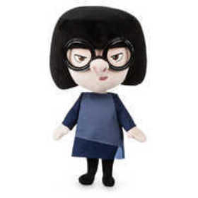Edna Mode Plush - Incredibles 2 - Small