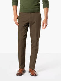 Workday Khaki Pants With Smart 360 Flex™, Slim Tap