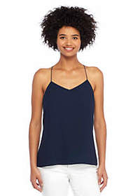 Reversible Two Layer Tank