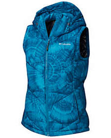 Columbia Women's Pike Lake™ Hooded Vest - Plus Siz