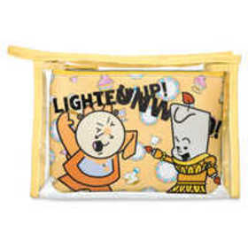Cogsworth and Lumiere Pouch Set - Beauty and the B