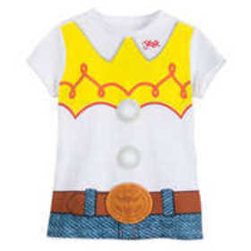 Jessie Costume T-Shirt for Girls - Toy Story