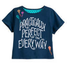 Mary Poppins ''Practically Perfect'' Top for Women