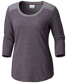 Columbia Women's Wonder Ridge™ 3/4 Sleeve Tee
