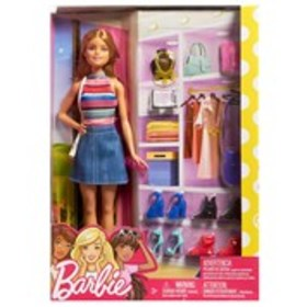 BARBIE Fashion Barbie Doll