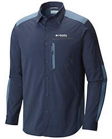 Columbia Men's Trail Strike™ Long Sleeve Shirt