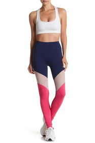 C & C California Mesh Colorblock Legging