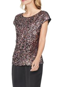 Vince Camuto Sequin Top