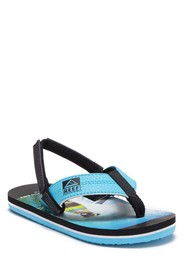 Reef Photo Surfing Sandal (Baby