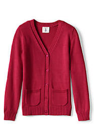 Toddler Girls Drifter Button Front Cardigan