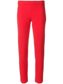 Moschino slim-fit high trousers