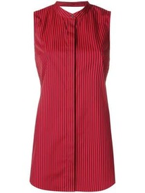 3.1 Phillip Lim knotted back striped top