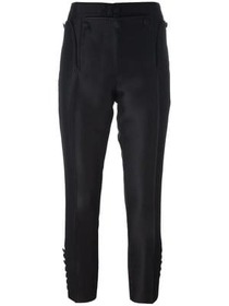 Dsquared2 'Livery Tenent Icon' cropped trousers