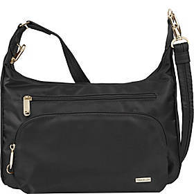 Anti-Theft Front Pocket Crossbody Bag with RFID -