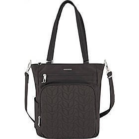 Anti-Theft Quilted Tote - Exclusive