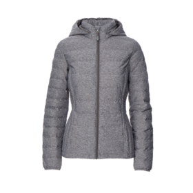 WOMEN'S SOFT STRETCH DOWN JACKET