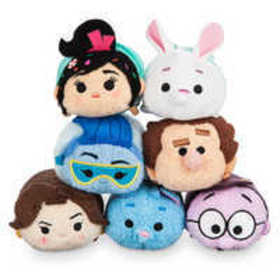Ralph Breaks the Internet Mini ''Tsum Tsum'' Colle