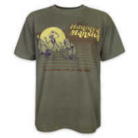 The Haunted Mansion Attraction T-Shirt - Adults