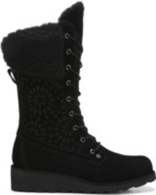BEARPAW Women's Kylie Water Resistant Lace Up Boot