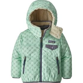 Patagonia Reversible Tribbles Hooded Jacket - Infa
