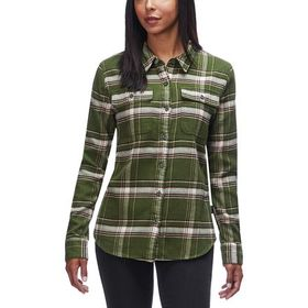 Patagonia Fjord Long-Sleeve Flannel Shirt - Women'