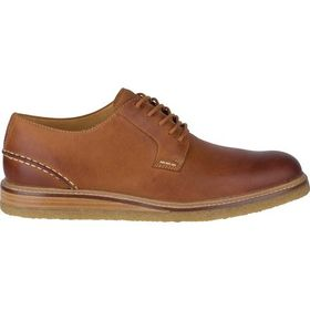 Sperry Top-Sider Gold Crepe Leather Oxford Shoe -