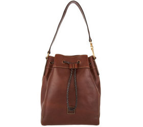 """As Is"" Dooney & Bourke Florentine Drawstring Tote"