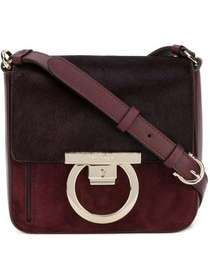 Salvatore Ferragamo small lock flap bag